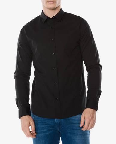 Čierna košeľa Calvin Klein