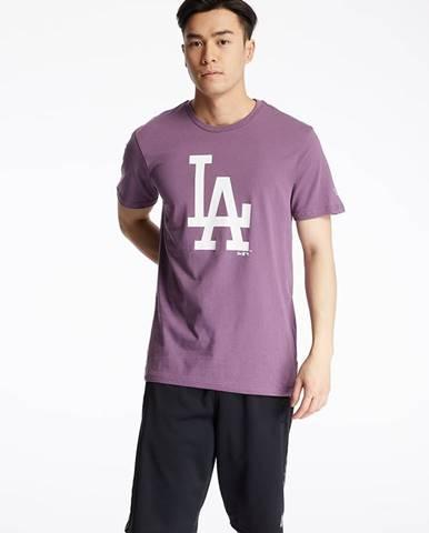 Fialové tričko New Era