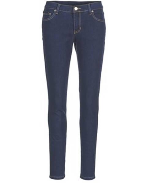 Modré rifle Versace Jeans Couture