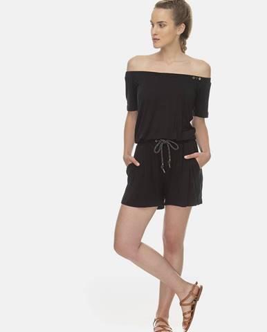 Čierny overal Ragwear
