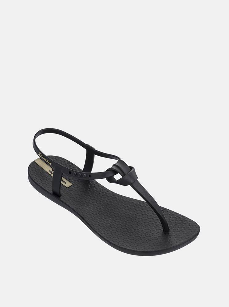 Ipanema Čierne dámske sandále Ipanema