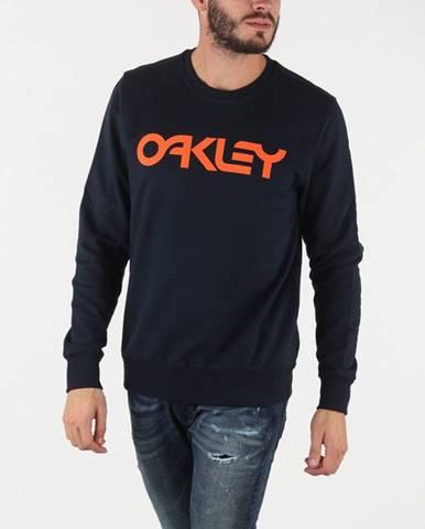 Modrá bunda bez kapucne Oakley