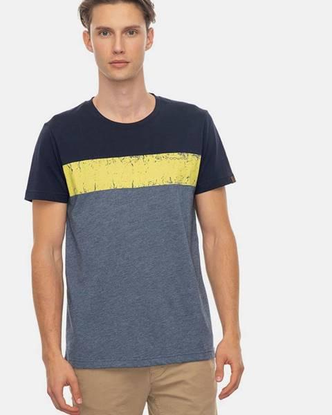 Modré tričko Ragwear