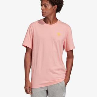 adidas Originals Tričko Ružová Béžová