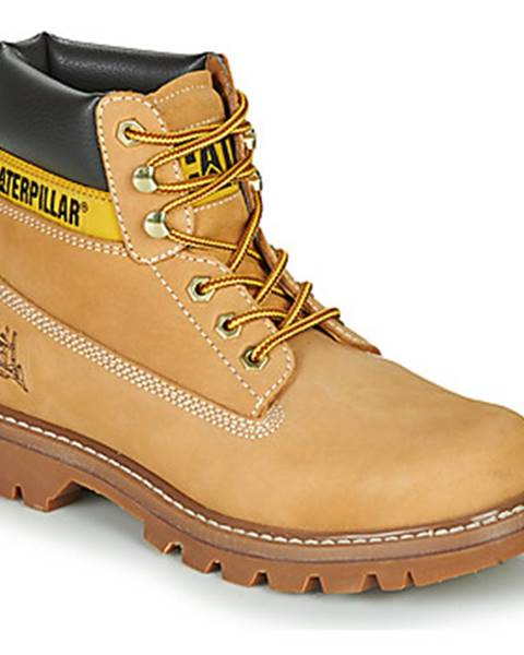Béžové topánky Caterpillar