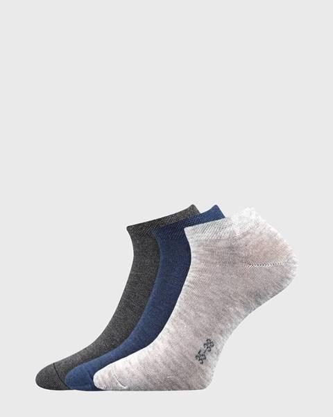 Viacfarebné ponožky Boma