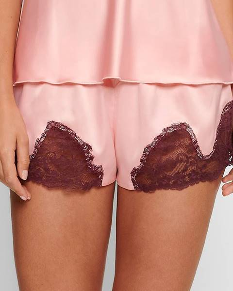 Ružové šortky LingaDore