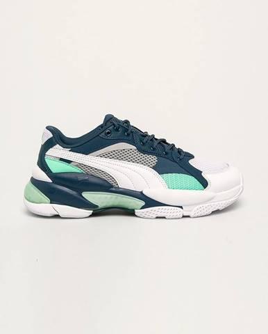 Modré topánky Puma