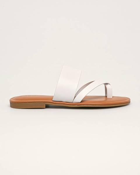 Biele sandále Aldo