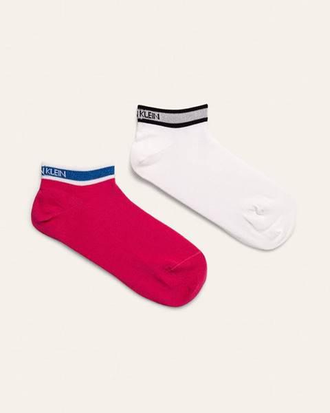 Viacfarebné ponožky Calvin Klein