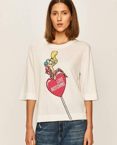 Pulóvre, svetre Love Moschino