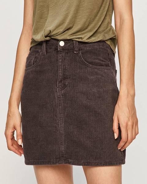 Fialová sukňa Haily's