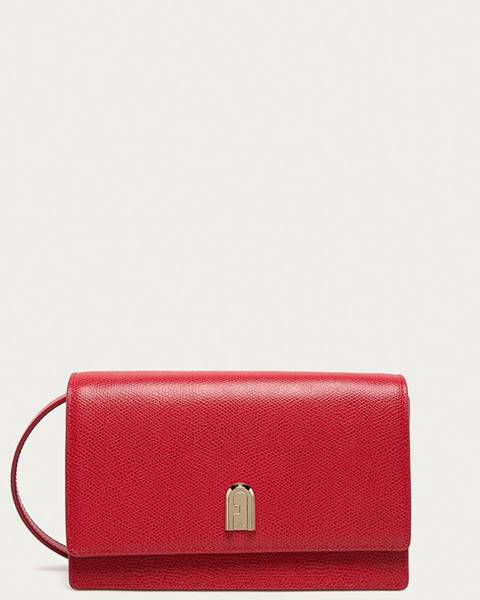 Červená kabelka Furla