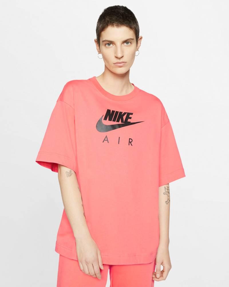 Nike Nike Nike Air Tričko Červená