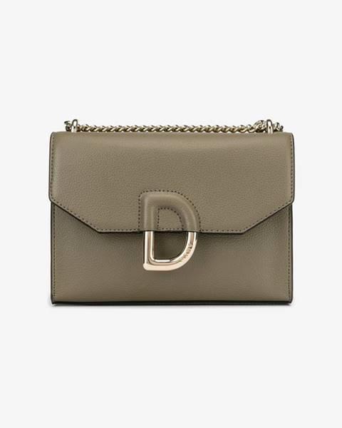 Hnedá kabelka DKNY