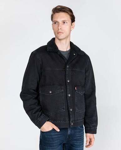 Čierna bunda levi's®