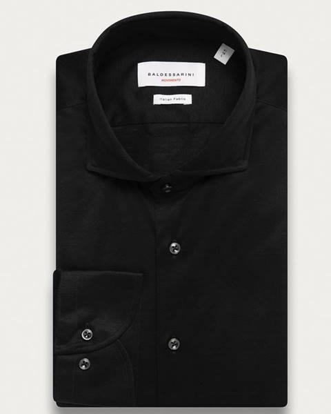 Čierna košeľa Baldessarini