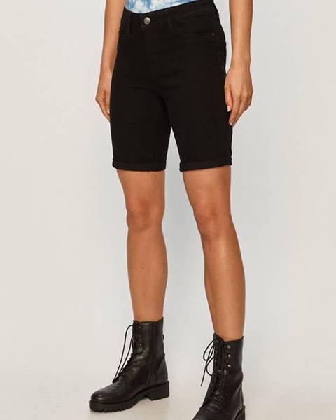 Čierne šortky Only