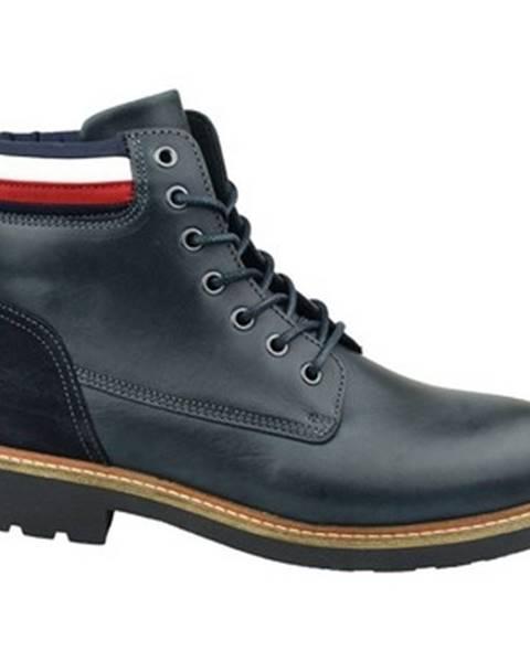 Viacfarebné topánky Tommy Hilfiger