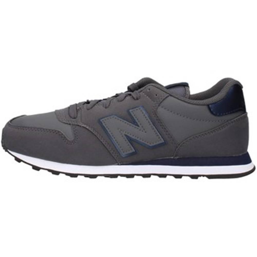 New Balance Nízke tenisky New Balance  GM500DGN