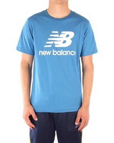 Modré tričko New Balance