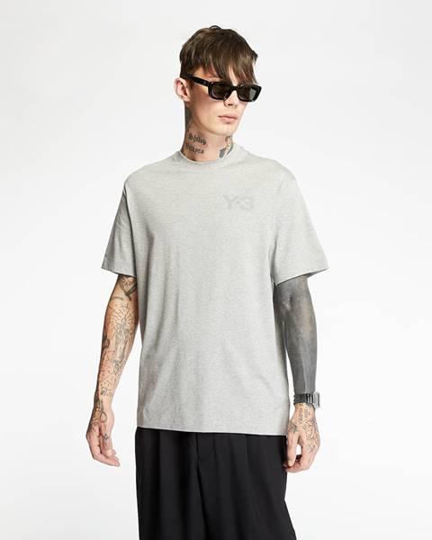 Sivé tričko Y-3